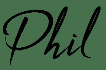 phil signature